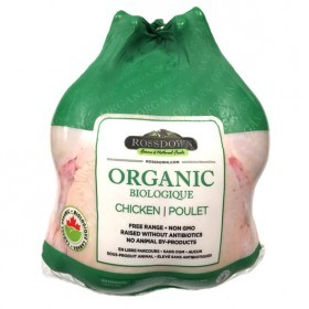 Rossdown Organic Whole Chicken