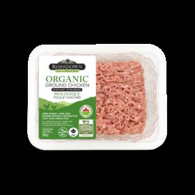 Rossdown Organic Ground Chicken