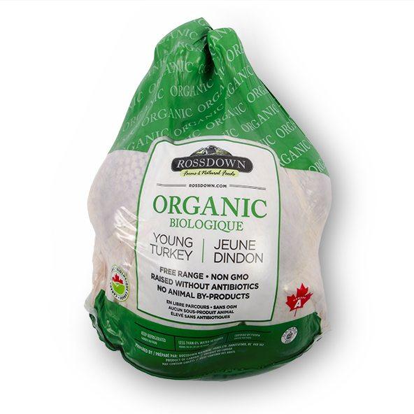 Rossdown Organic Turkey