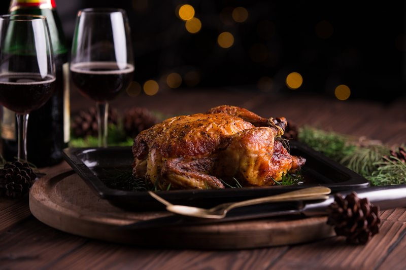Wiebe Family Turkey Recipe