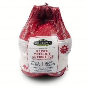 Certified Humane Raised Without Antibiotics Turkey