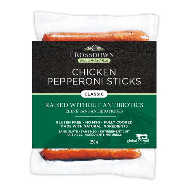 Rossdown- Pepperoni Sticks - Classic